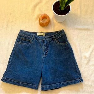 Penmans Mom Denim Shorts